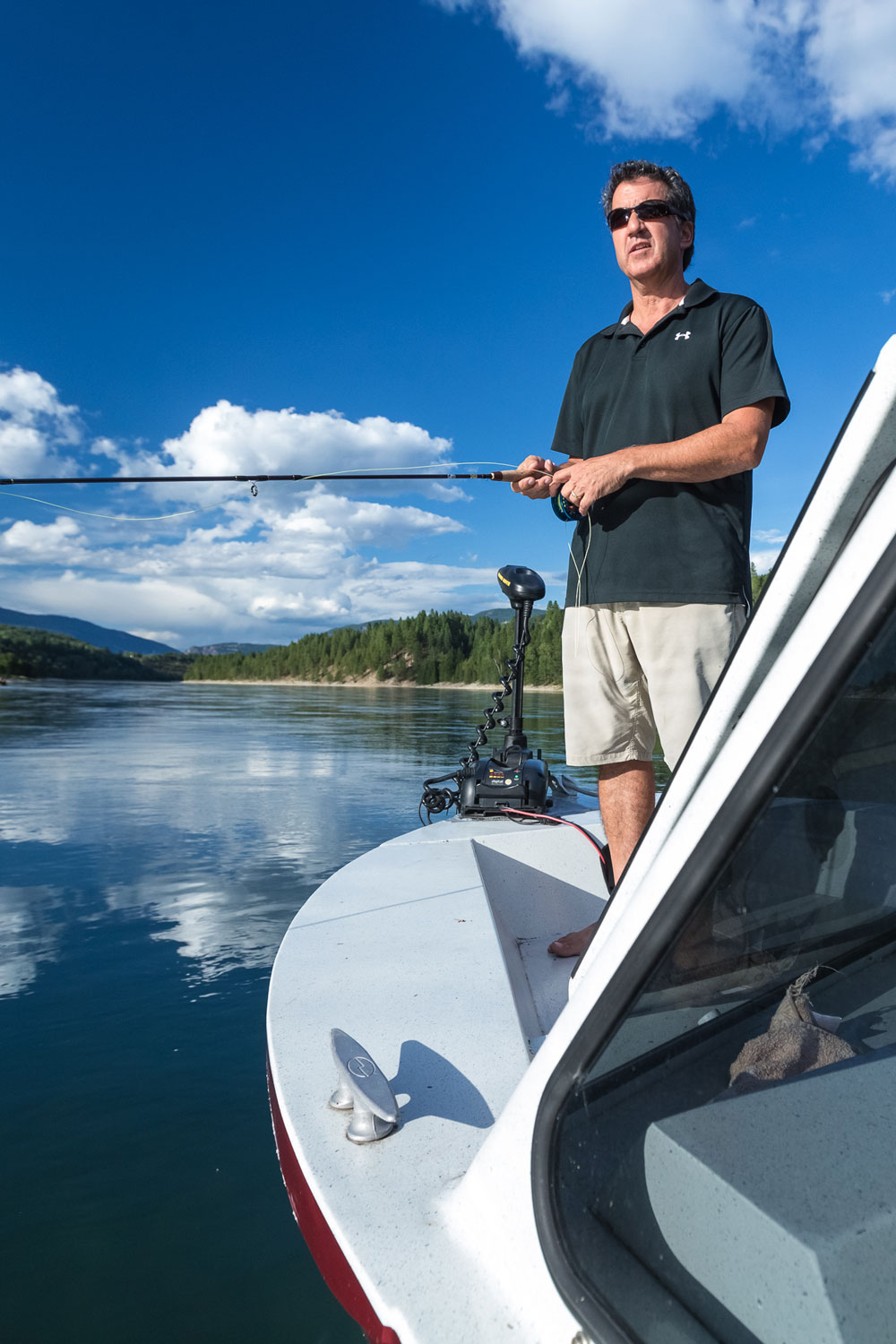 Fishing - Tourism Rossland