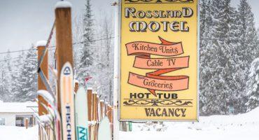 rossland-motel