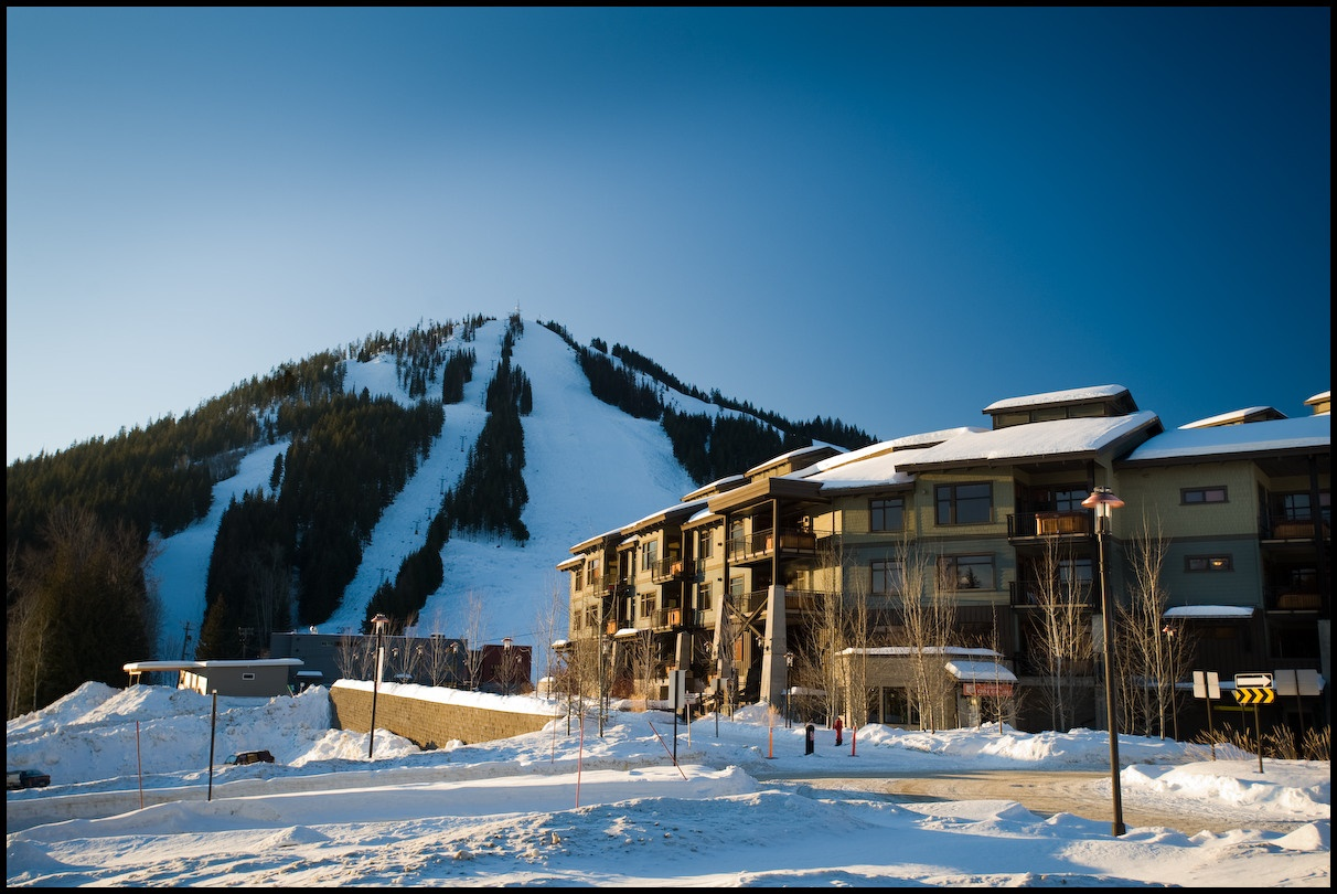 accommodations - tourism rossland